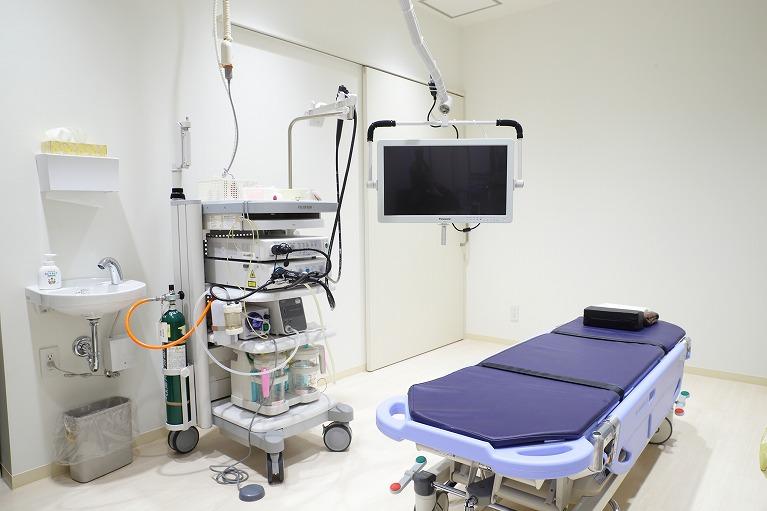 胃内視鏡検査(胃カメラ)について