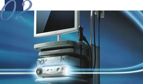 02 最新の次世代内視鏡システム